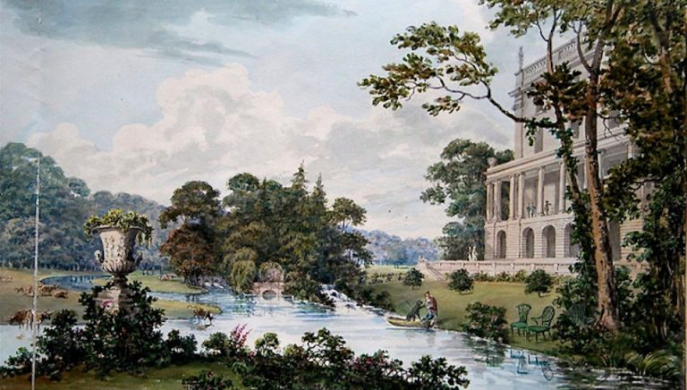 'A prettyish kind of little wilderness'- Landscapes and gardens in the novels of Jane Austen. Lecture by Timothy Mowl