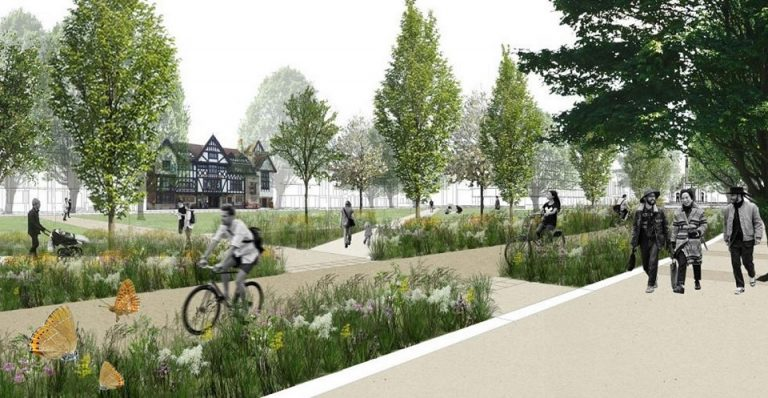 How grey is our valley – we object to proposals for Valley Gardens