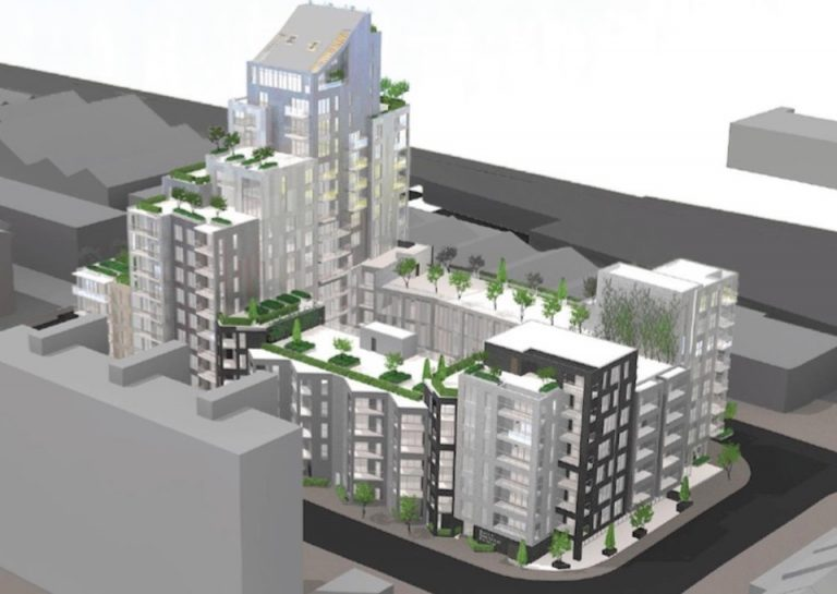 Two new housing schemes proposed for Hove