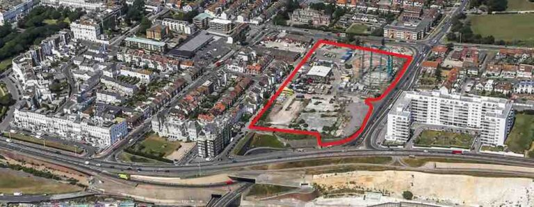 Brighton Gasworks site: putting the heat on