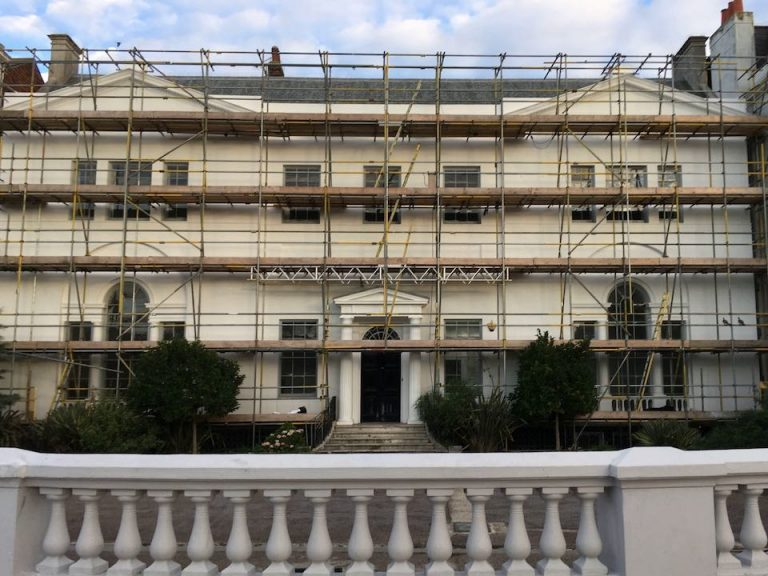 Marlborough House –  the Council refuses the restrospective planning application