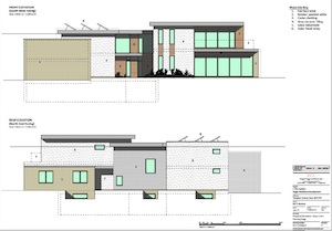 ... House In The Tongdean Conservation Area. The Proposed Replacement Is  Very Poorly Designed So In This Case We Decided To Object.