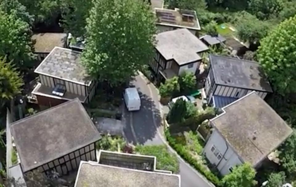 Walter Segal's self-build housing in Brighton: an old idea