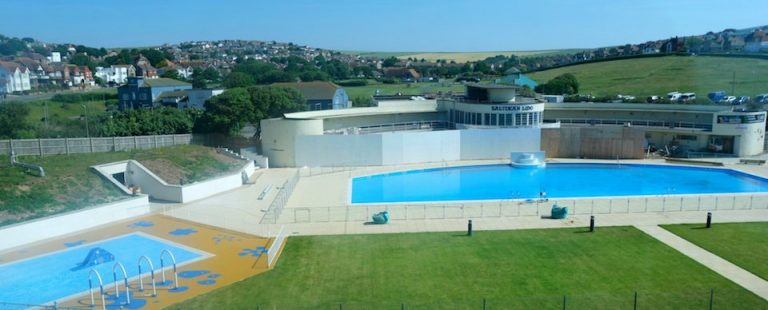 Regency Society supports Saltdean Lido