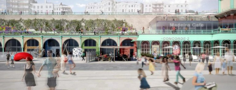 A new vision for Madeira Terraces?